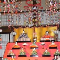 伊豆稲取・つるし飾り教室