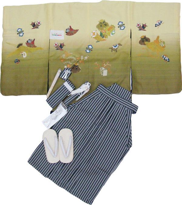七五三 男児 羽織・袴