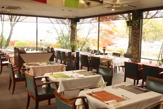 日田とあるレストラン