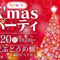 きものdeプラン クリスマスパーティー