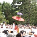 新緑の京都 葵祭ツアー♪