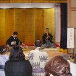 名月を愛でる単衣の会 in 京の花れ家